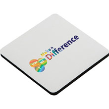 Square Foam Coaster