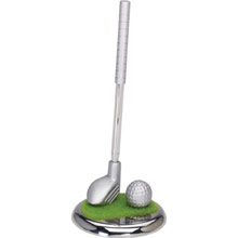 Metal Golf Club Pen
