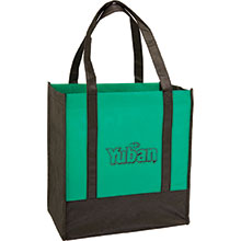 Two Tone Grocery Bag