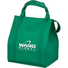 Large Insulated Grocery Tote Bag