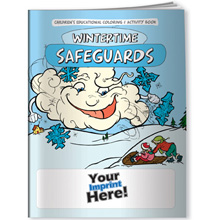 Coloring Book - Wintertime Safeguards
