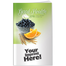 Pocket Calendars - 2016 Good Health Pocket Calendar and Health Tips