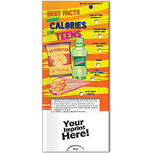 Pocket Slider - Fast Facts About Calories for Teens