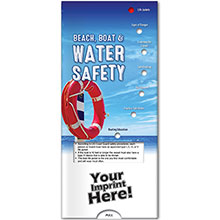 Pocket Slider - Beach, Boat & Water Safety